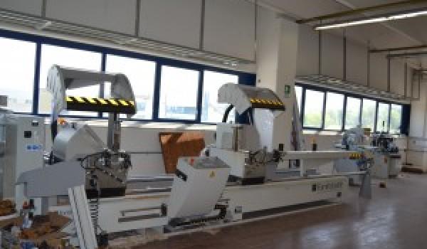 Tecnologia macchinari PVC