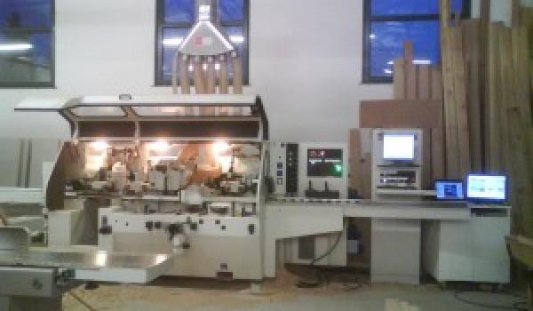 Tecnologia macchinari legno